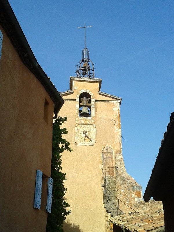 Roussillon, ocre