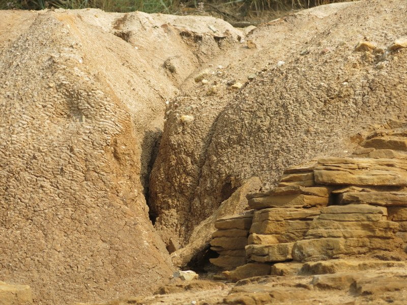 Au Veillon, sur les pas des dinosaures.