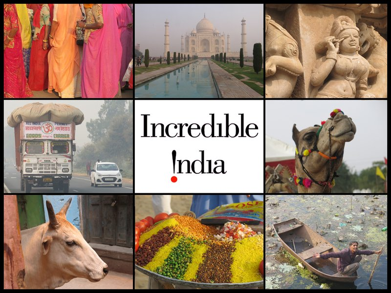 diaporama Inde du Nord