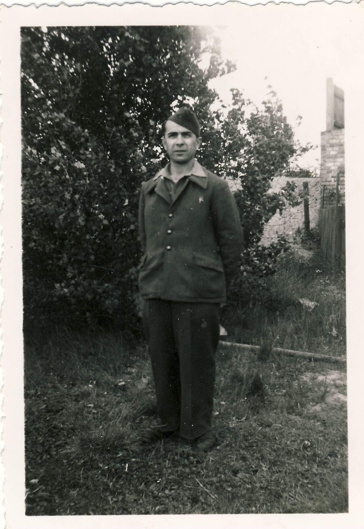 Henri Fonfreyde Stalag 3C