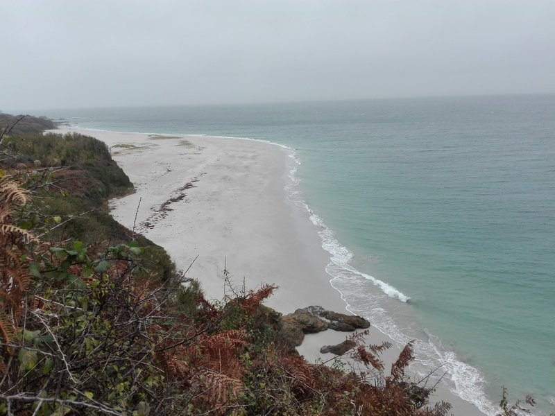 groix la plage des grands sables
